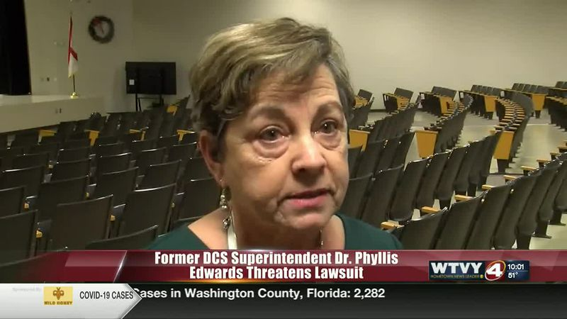 Phyllis Edwards demands over half million from Dothan School Board