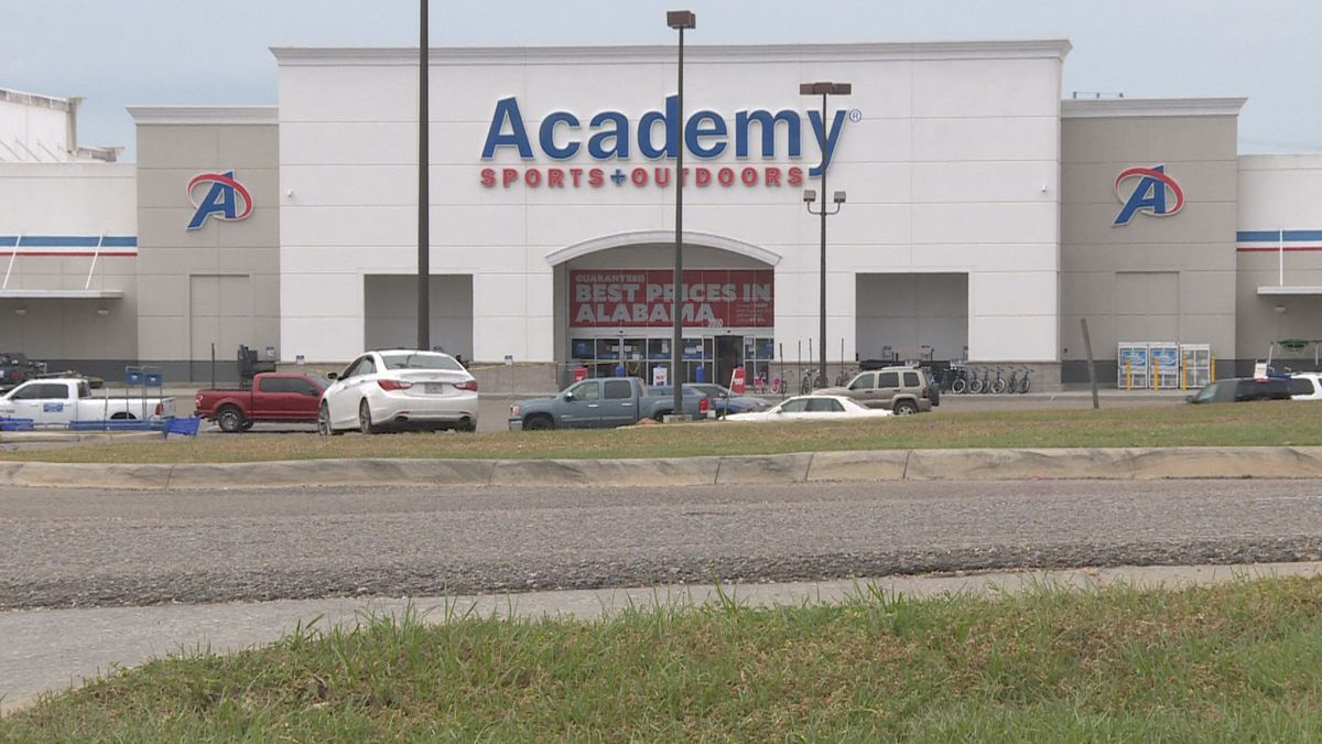 Academy Sports and Outdoors closes, except for curbside service, after police and health...