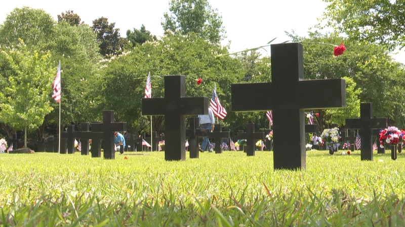 Sunset Memorial Park held the Wiregrass Memorial Day Ceremony, this was their 15th year to do...