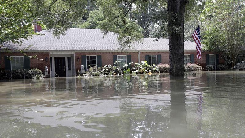 Hurricane Dangers: Flooding