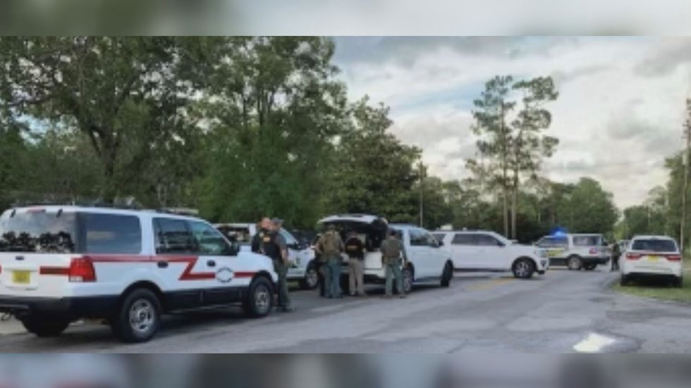 Four hour standoff in Okaloosa County