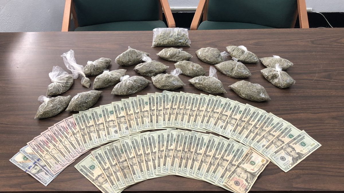 Some items seized included approximately 498 grams of Synthetic Marijuana, approximately 24 grams of Marijuana and US Currency. (Henry County Sheriff's Office)