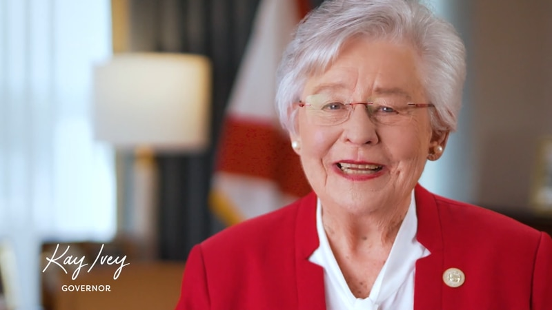 Governor Kay Ivey has announced that she will seek another term.
