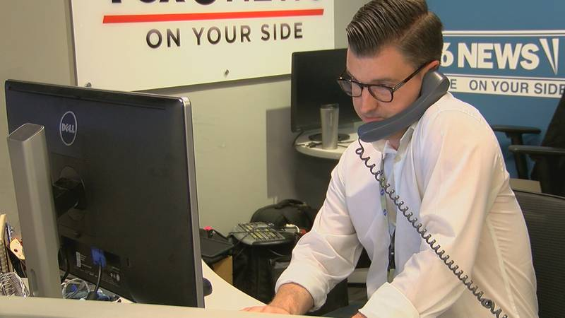 On Your Side Investigator Josh Gauntt takes a call from someone who has been trying to get her...