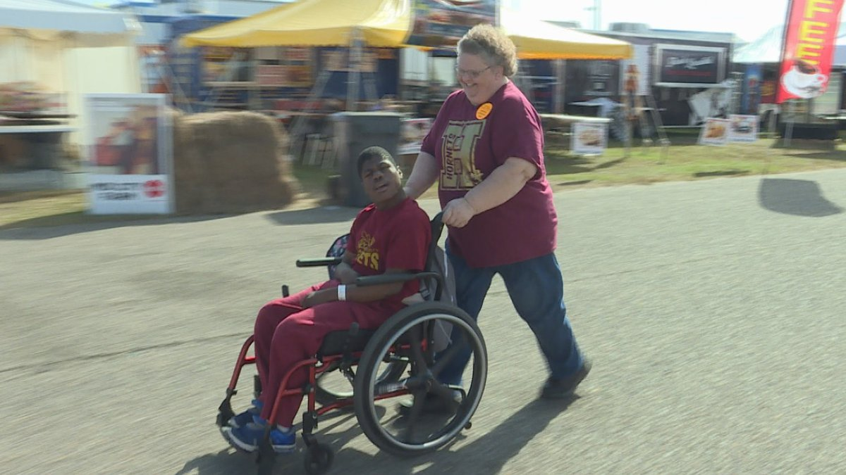 2019 Special Citizens' Day at the National Peanut Festival (Source: WTVY)