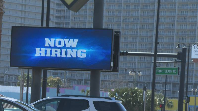 Help wanted signs can be seen everywhere in Bay County as businesses continue to have issues...