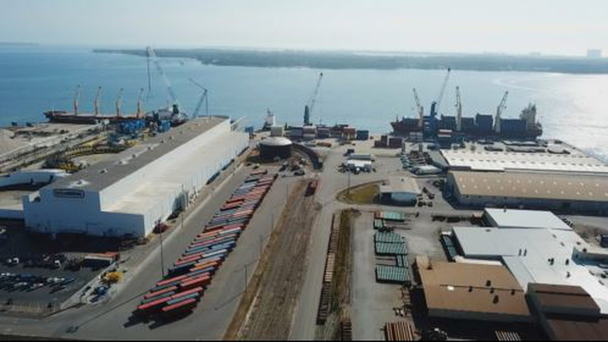Panama City Port (Panama City Port Authority)