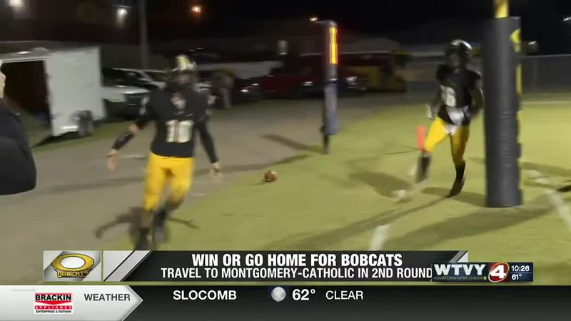Bobcats ready for showdown with Knights