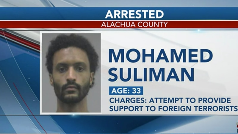 """A former UF Student charged with attempting to aid the terrorist organization """"ISIS"""" is now..."""