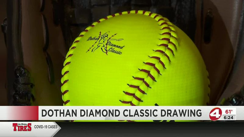 Twenty teams to compete in Dothan Diamond Classic