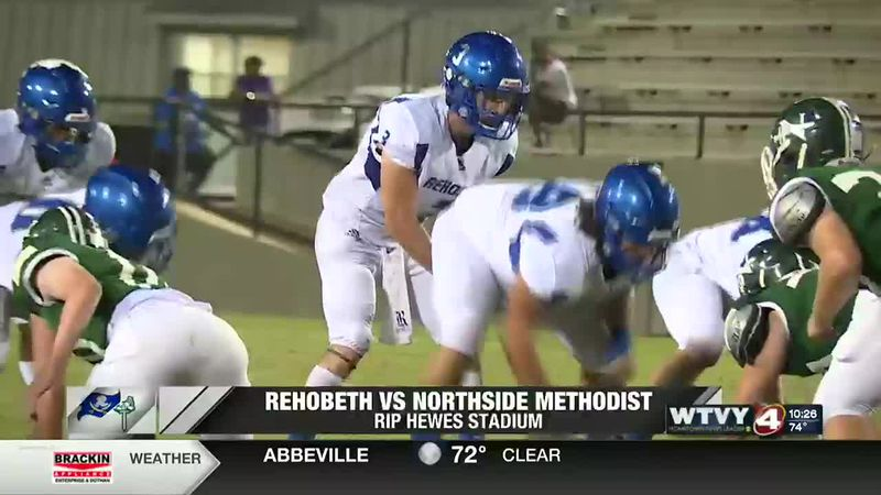 Rehobeth wins shootout over Northside Methodist 45-35