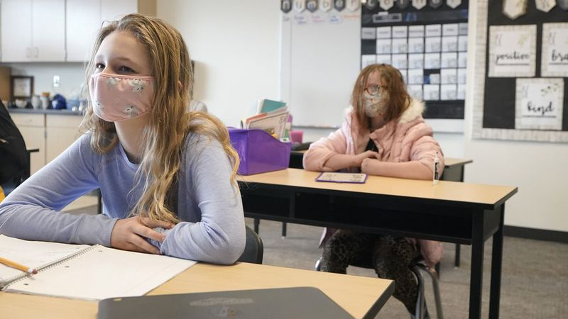 Individual school systems to decide if masks will be required in classroom