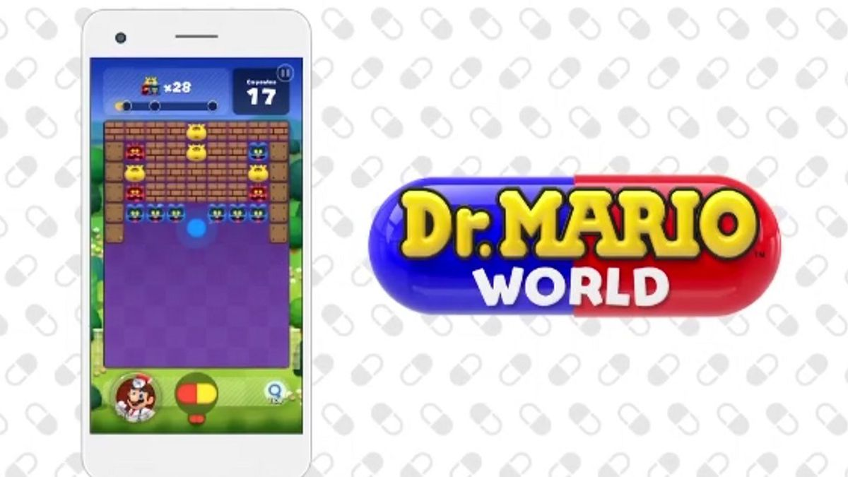 The company revealed a trailer Tuesday, showing how &amp;ldquo;Doctor Mario World&amp;rdquo; is going to work when it launches on IOS Android next month.<br />Courtesy: Nintendo / CNN