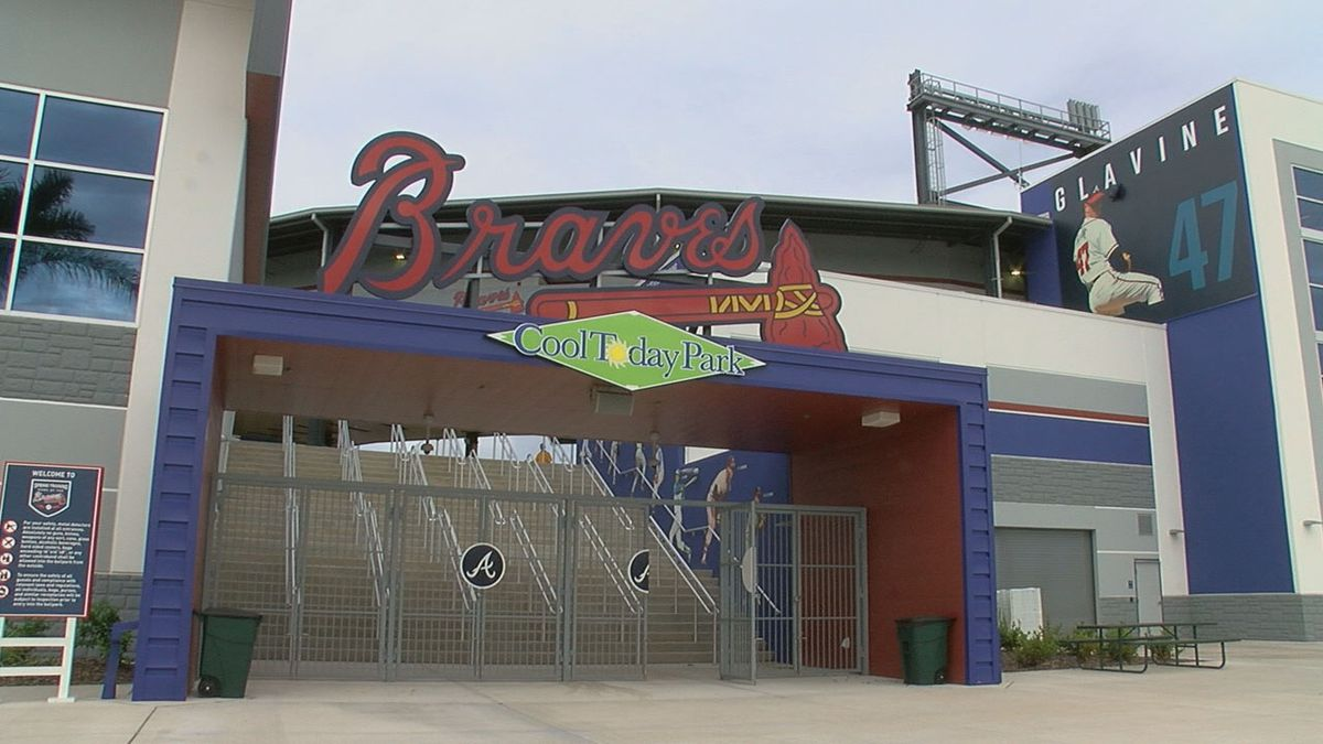 Braves Spring Training in North Port, Fla. (Source: WWSB)
