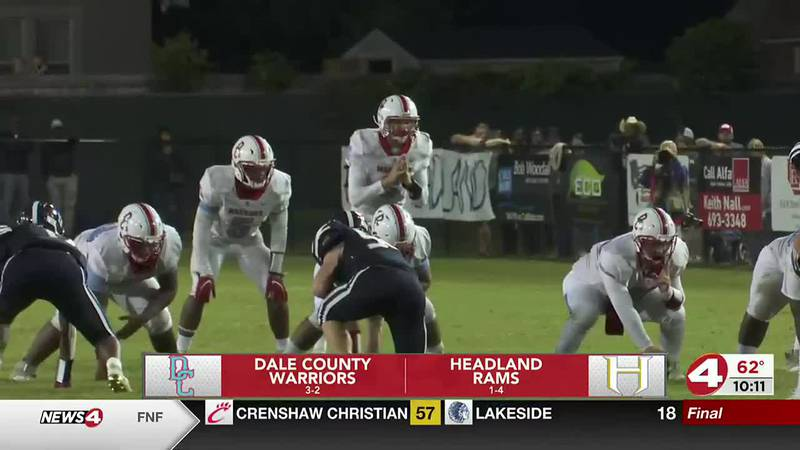 Headland squeaks out win over Dale County