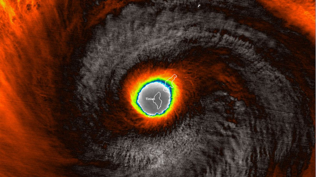 Super Typhoon Yutu struck the U.S. Commonwealth of the Northern Mariana Islands early Thursday...