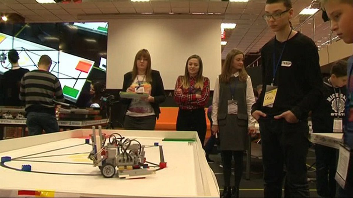 Belarus conducted its National Robotics Competition among schoolchildren and students on Sunday...