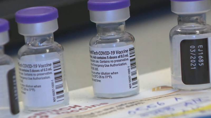 Health experts say the delta variant is driving up demand for the COVID-19 vaccine. We are...