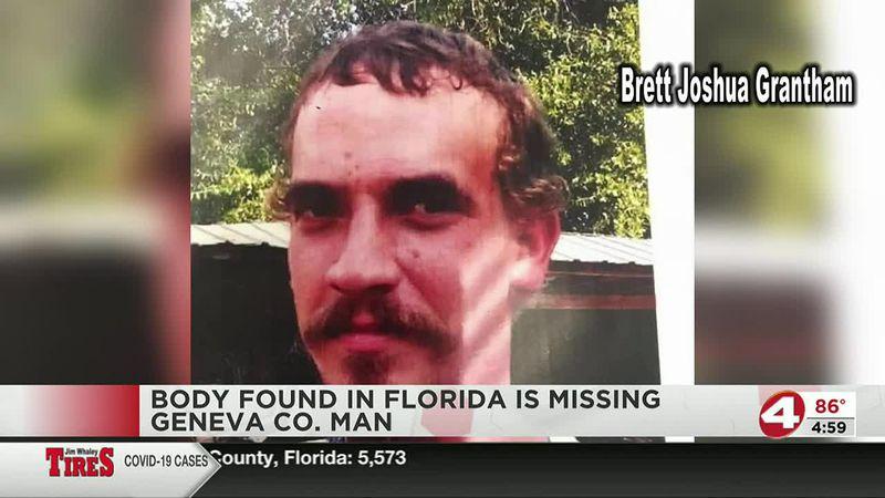 Holmes County body identified