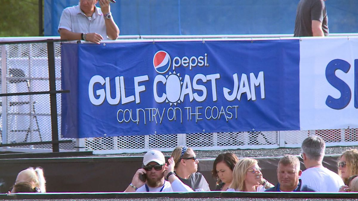 Gulf Coast Jam is held every year during Labor Day Weekend, but the 2020 musical event has been postponed until spring 2021.
