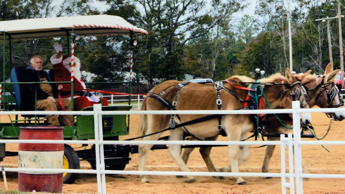 Saddle Up Santa is a great way to step back into a time where money isn't everything, it's a...