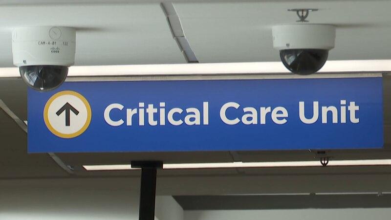 Critical Care Unit at Southeast Health