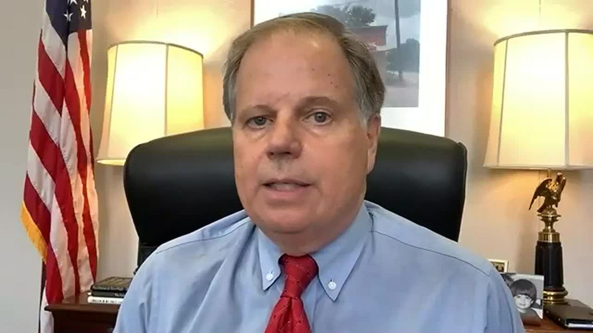 Senator Doug Jones on coronavirus relief talks