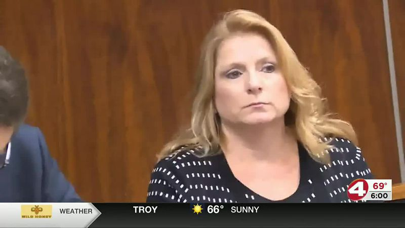 Gayla White is found not guilty on April 21, 2021
