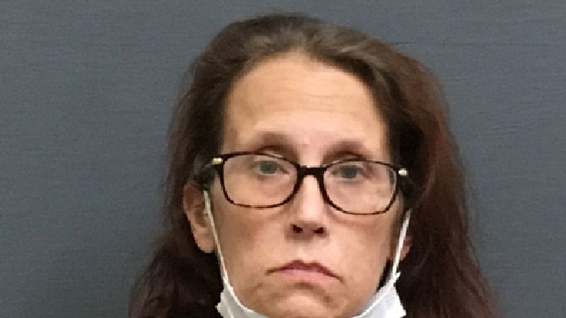 Kelli Nicole Wood charged with stealing from the city of Ashford on December 21, 2020.