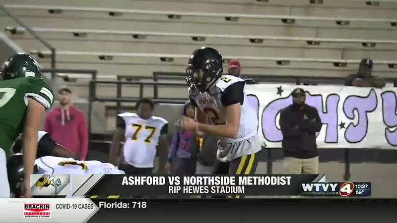 Ashford ends season with win over Northside Methodist