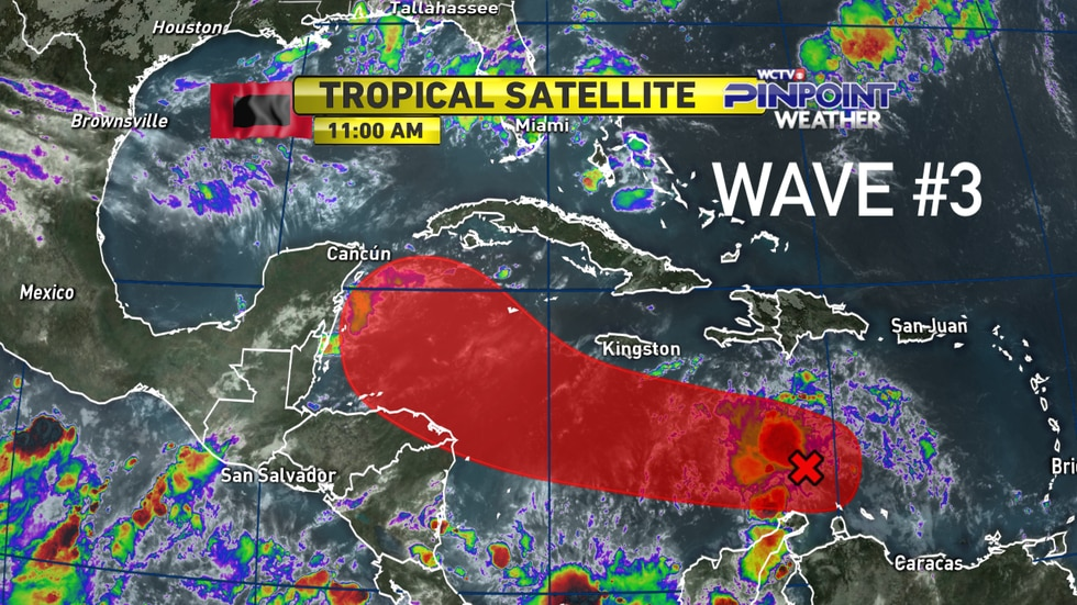 Tropical Update - Wave 3