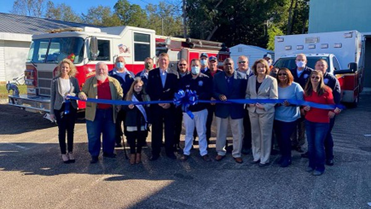 A ribbon cutting ceremony was held December 1st to celebrate the new location of the Jackson...