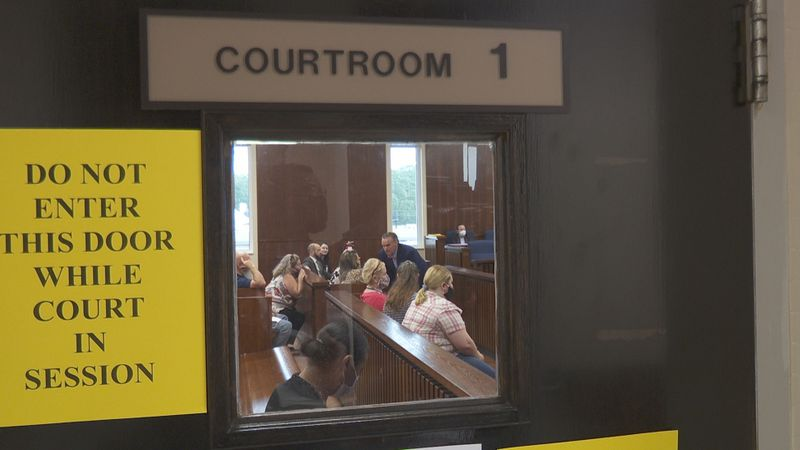 Brandi Murrah is ordered to serve 15 years for falsifying drug test results. Photo from...