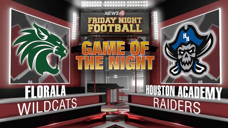 Game of the Night: Florala vs. Houston Academy