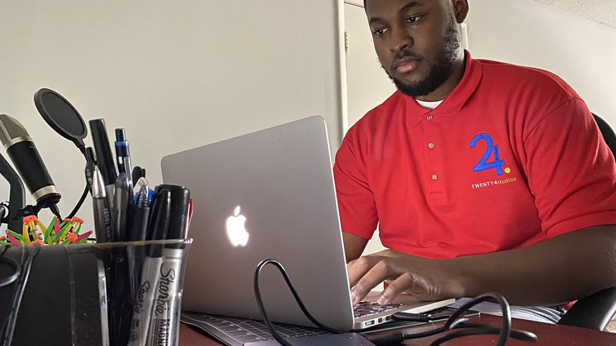 Kenneth Jenkins, a 2017 TROY graduate, recently launched Twenty4 Studios, a Birmingham-based...