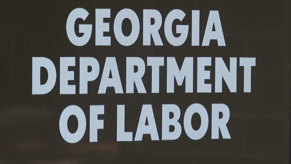 The Georgia Department of Labor is encouraging residents to seek employment, and warns of...