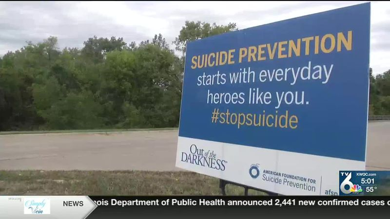 The number of deaths by suicide is on the rise during COVID-19. Local advocacy groups are...