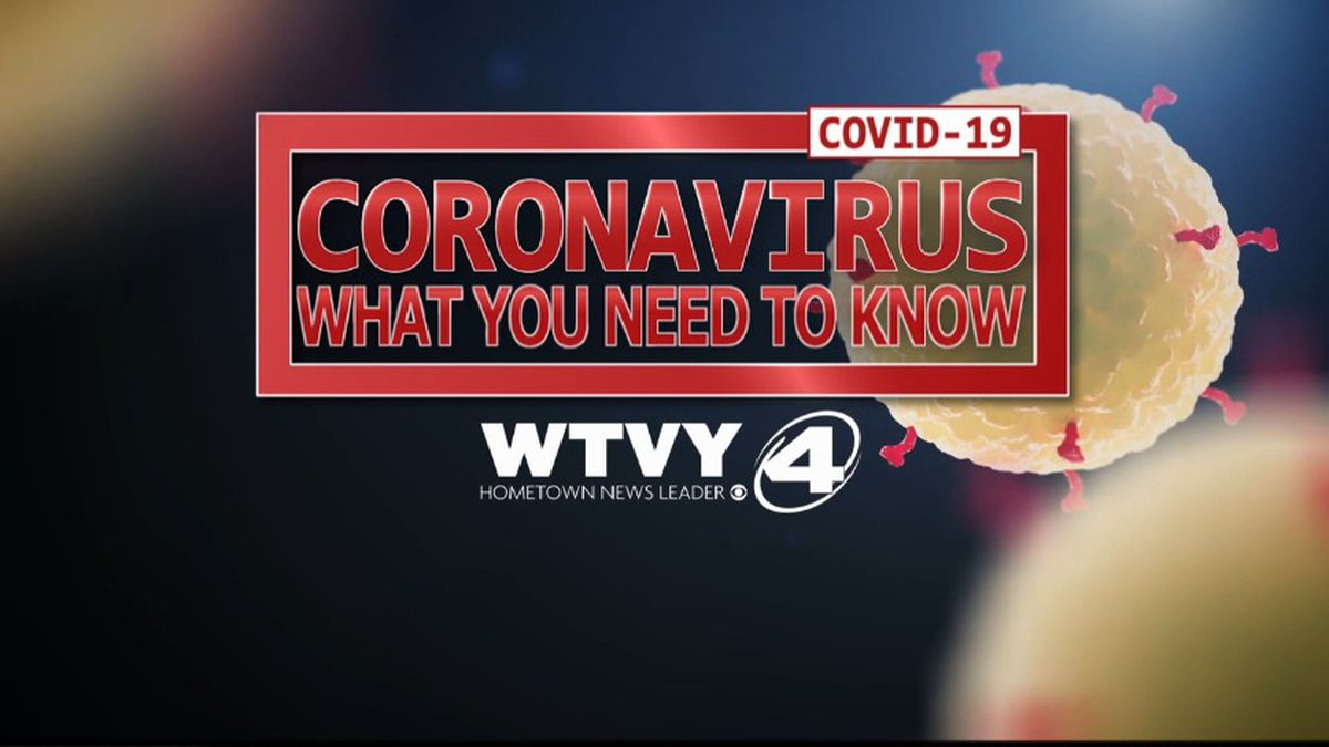 WTVY's Reginald Jones and Taylor Pollock break down what you need to know about the Coronavirus...