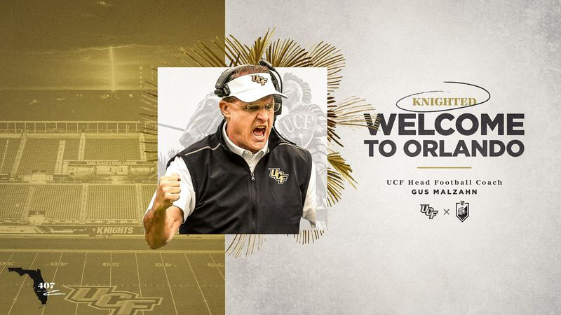 The University of Central Florida has announced the hiring of former Auburn head coach Gus...