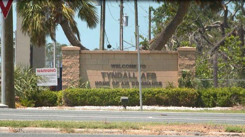 Tyndall rebuild efforts are steadily underway