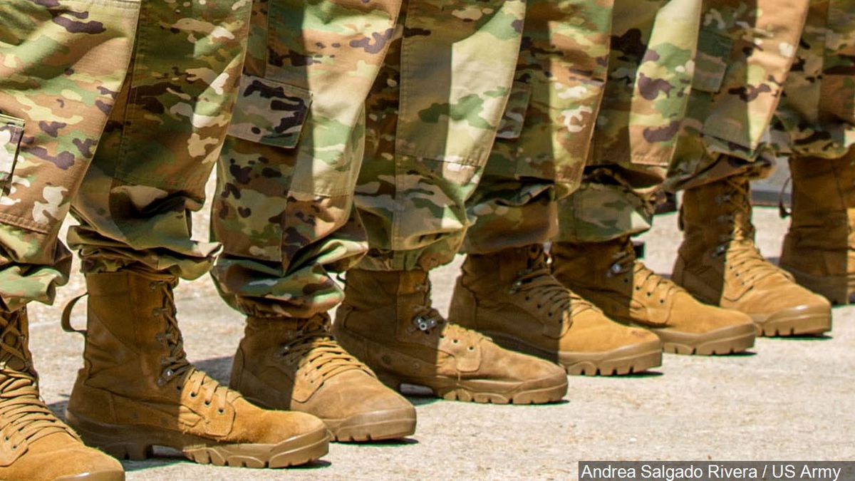 The goal of the virtual campaign is to recruit 10,000 new soldiers between June 30 and July 2.