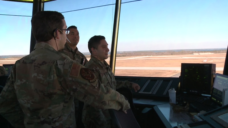 Tyndall Air Force Base is deciding what technologies to deploy, as it looks to become the base...