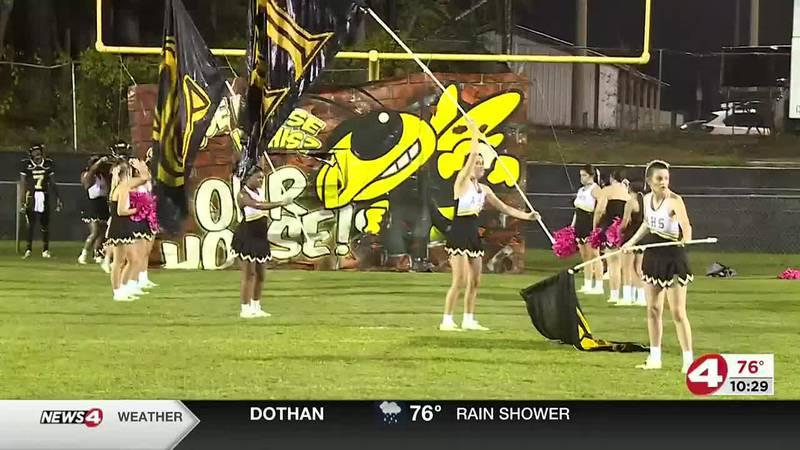 2021 Wiregrass Two-A-Days: Ashford Yellow Jackets