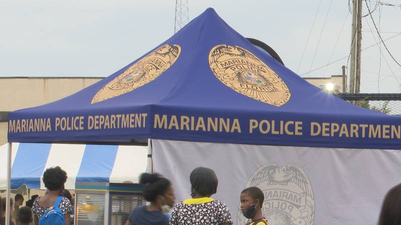 The Marianna Police Department, Jackson County Sheriff's Office and Florida Department of...