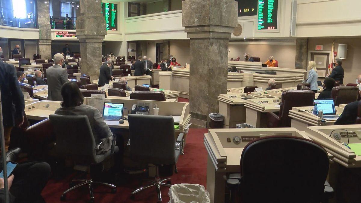 Alabama State Legislature 2021 Session