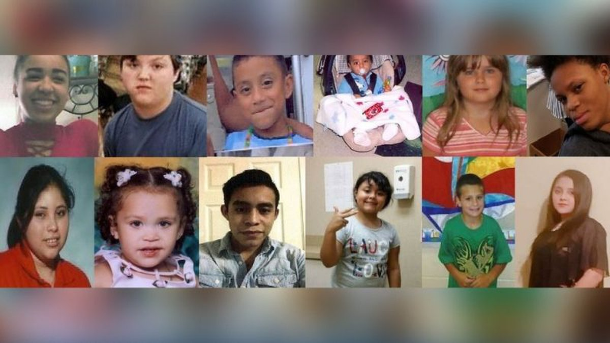 Tennessee missing children / Source: TBI