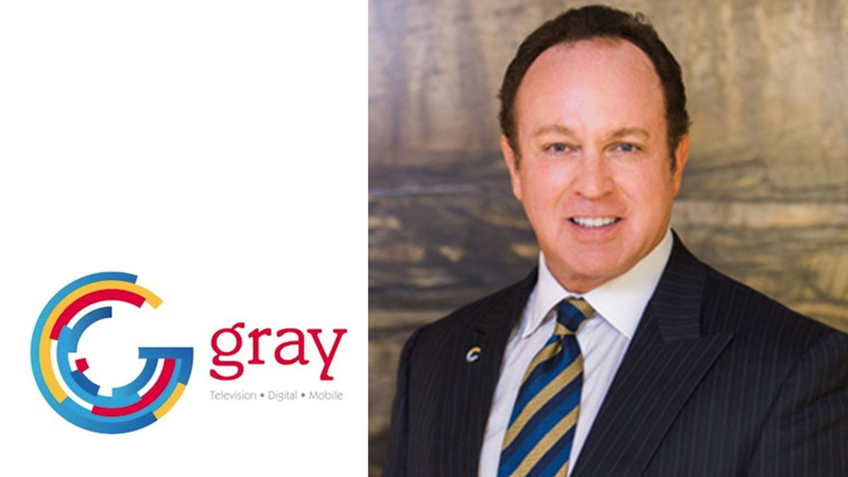 Hilton H. Howell Jr., Chairman and CEO of Gray Television (Source: Gray Television)