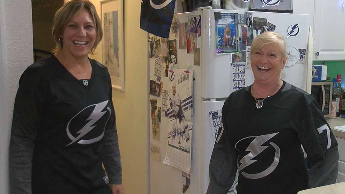 Tampa Bay Lightning fans on the Suncoast are thrilled.