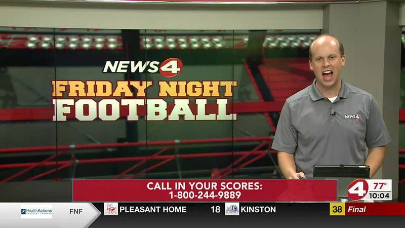 WTVY Friday Night Football, October 15, 2021