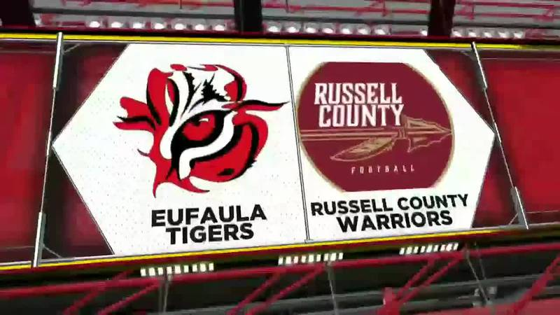 Eufaula Tigers defeat Russell County